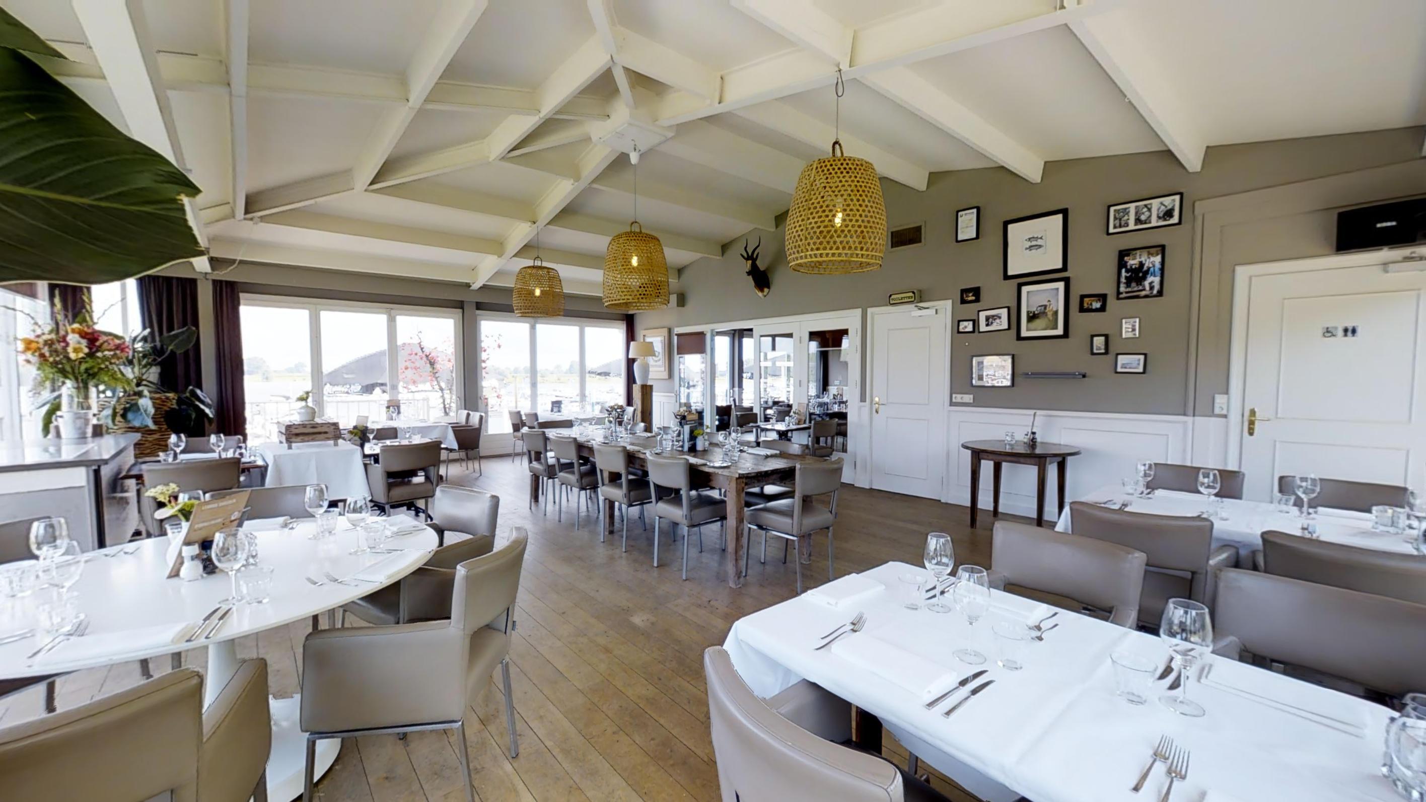 Interactieve 3D/VR presentaties voor restaurants | Fotografie restaurant
