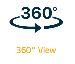 matterport 360 graden foto