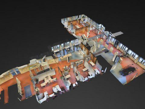 Bedrijfsfotografie 2.0: Interactieve 3Dtours van Via3D.nl