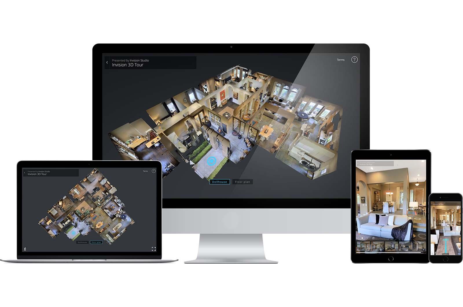 matterport multiple devices