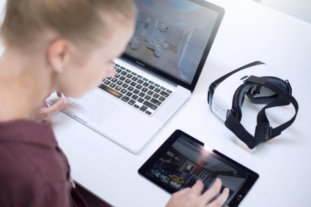 virtual reality vastgoed