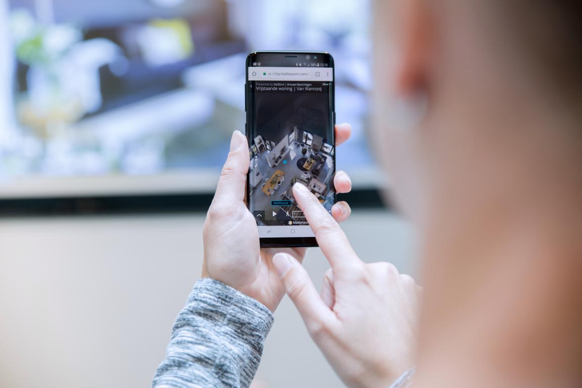 matterport smartphone